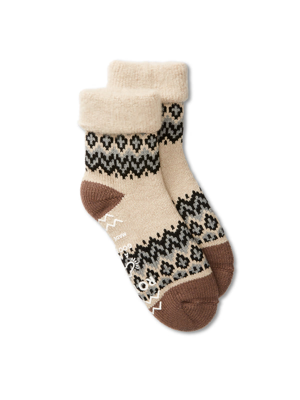 Ro To To Comfy Room Socks Nordic Ivory