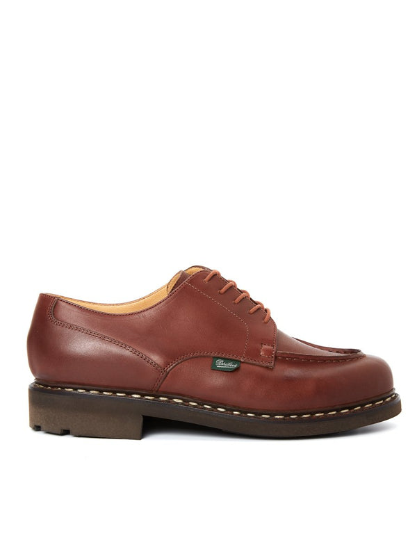 Paraboot Chambord Smooth Leather Marron