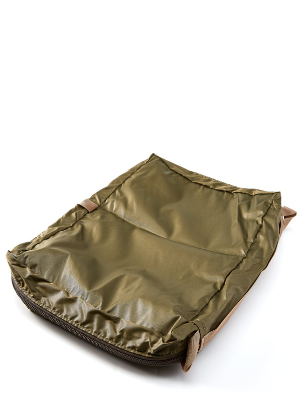 Porter-Yoshida & Co Medium Olive Snack Pack Pouch