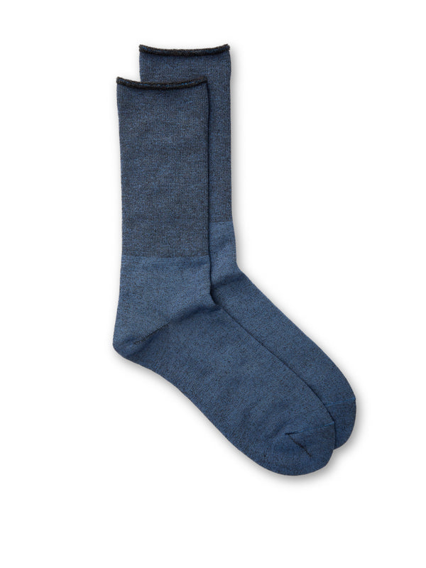 Ro To To City Socks Blue/Charcoal