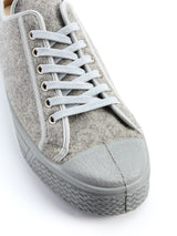 US Rubber Military Low Top Grey Felt