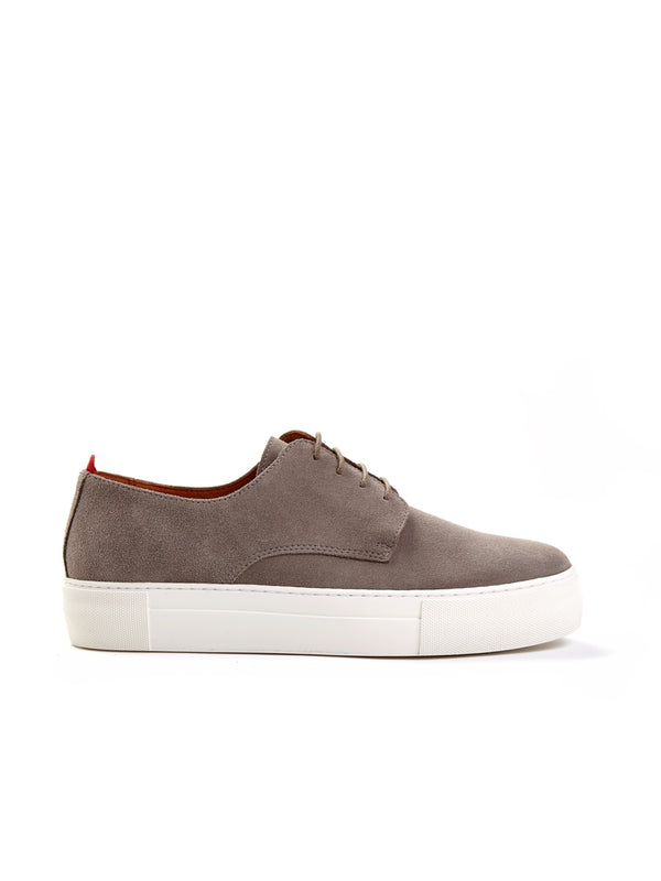 Coventry Shoe Suede Grey