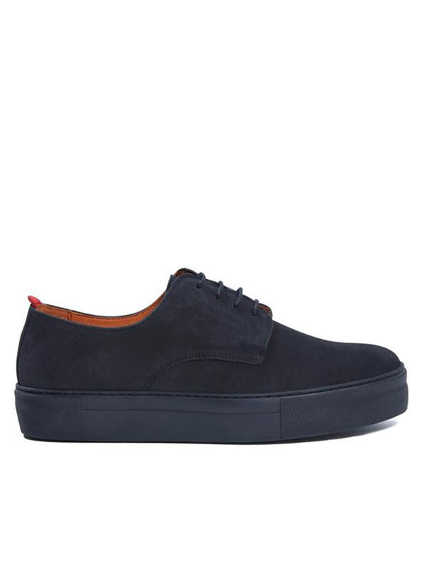 Coventry Shoes Leather Nubuck Black