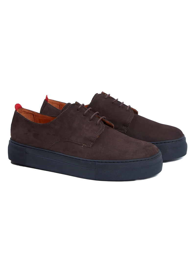 Coventry Shoe Nubuck Brown