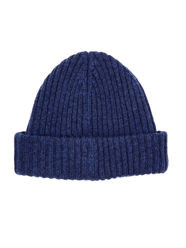 Dock Hat Rib Blue