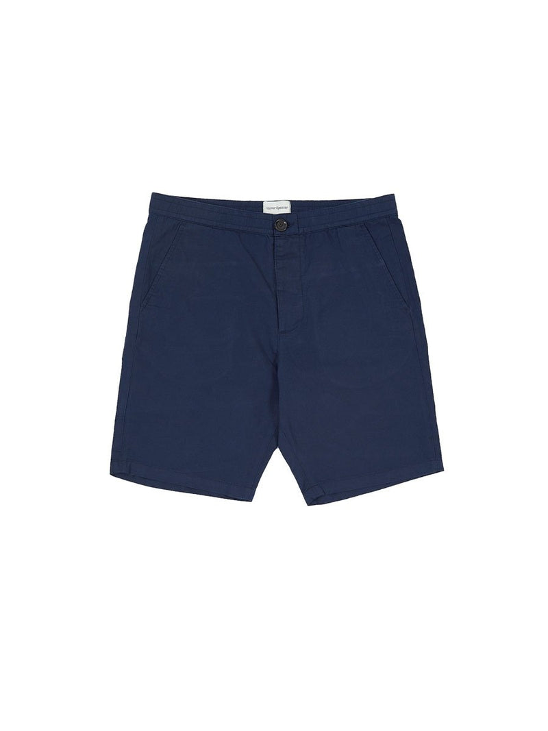 Drawstring Shorts Linton Ink Blue