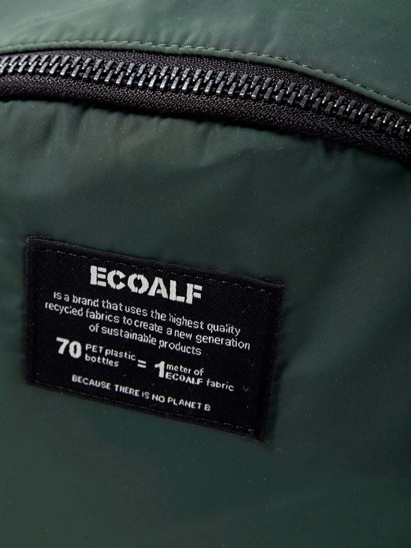 Ecoalf Big Oslo Bag - Green Bottle