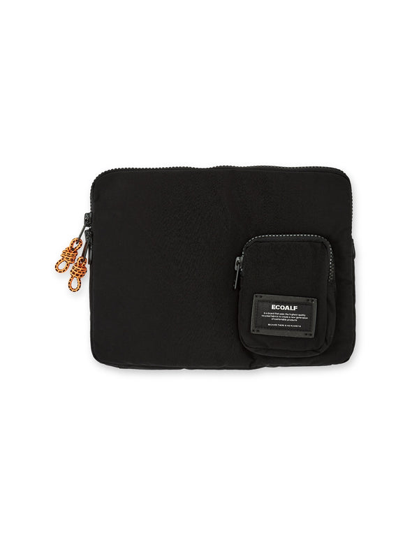"Ecoalf Tablet Case 13"" Black"