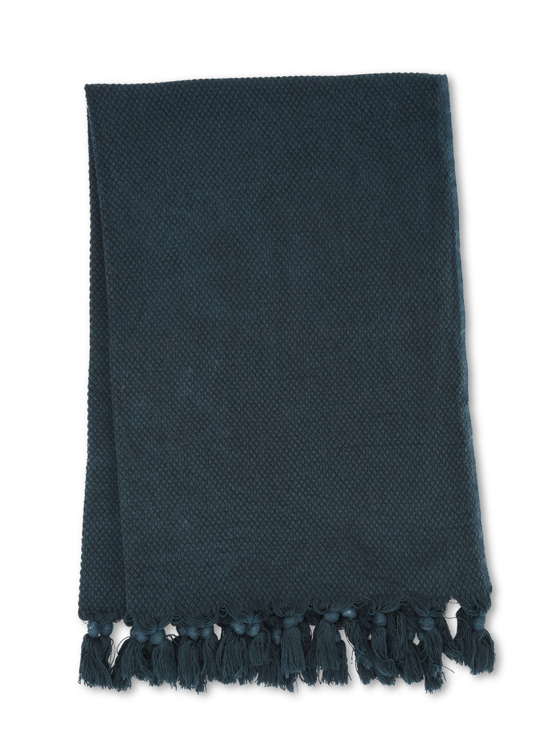 Freight HHG Cotton Hand Towel Ink Blue
