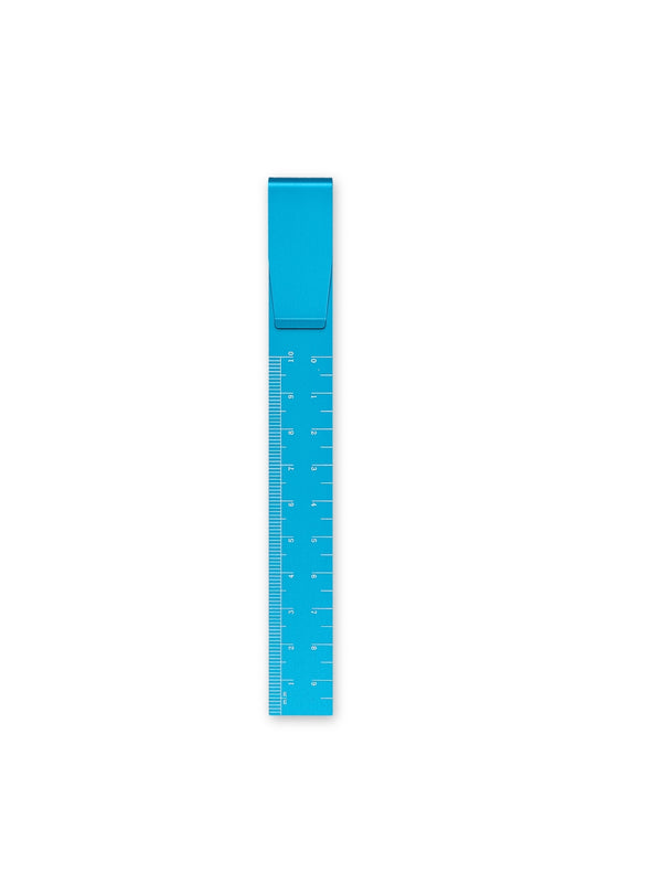 Hightide Clip Ruler Blue