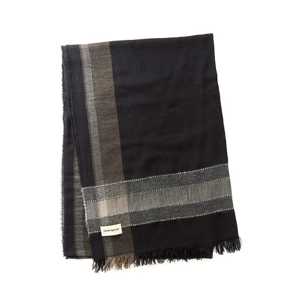 Holland Scarf Milosh Grey