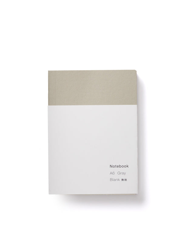 Ito Bindery A6 Notebook Grey
