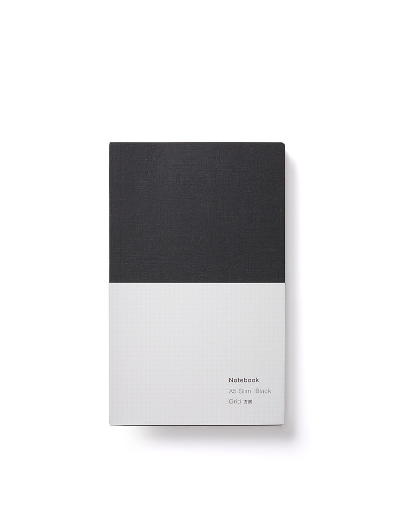 Ito Bindery A5 Notebook Black