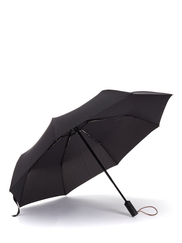 London Undercover Auto-Compact Umbrella Black