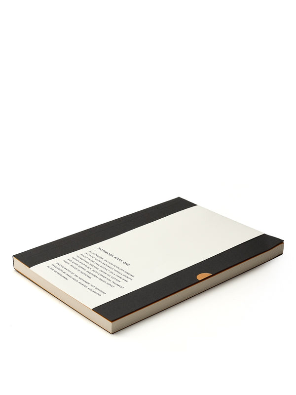 Mark + Fold Notebook Mark One Black