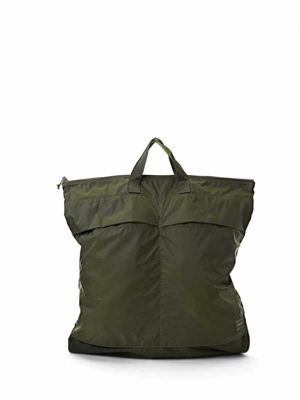 Porter Flex 2Way Helmet Bag Olive