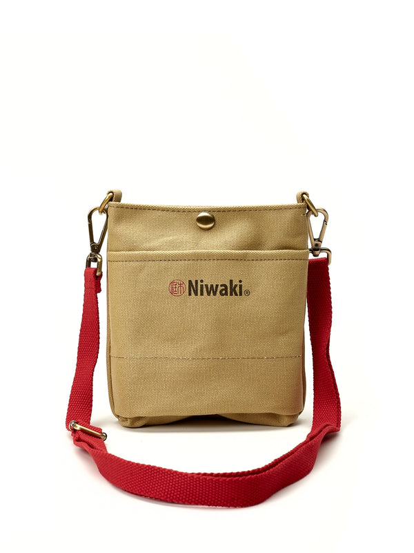 Niwaki Bag Pouch Tan