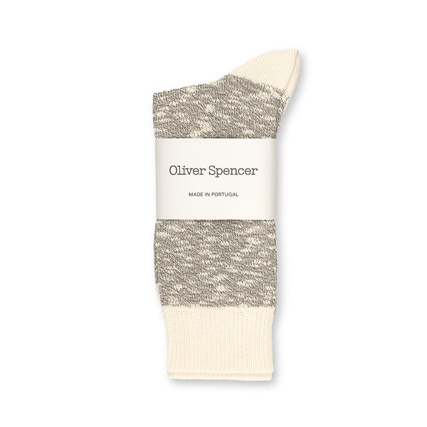 Miller Socks Harbour Grey