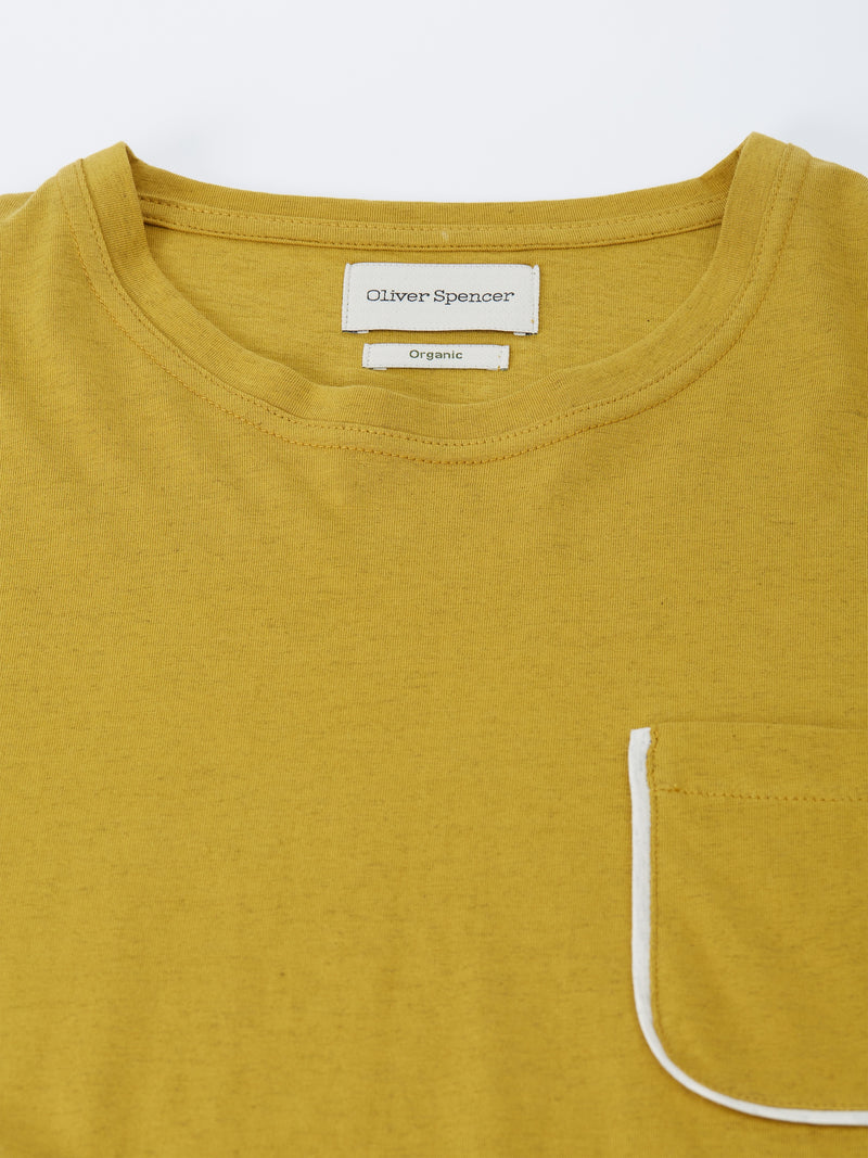 Oli's T-Shirt Warren Yellow