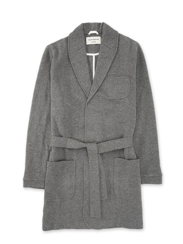Lounge Robe Warwick Grey