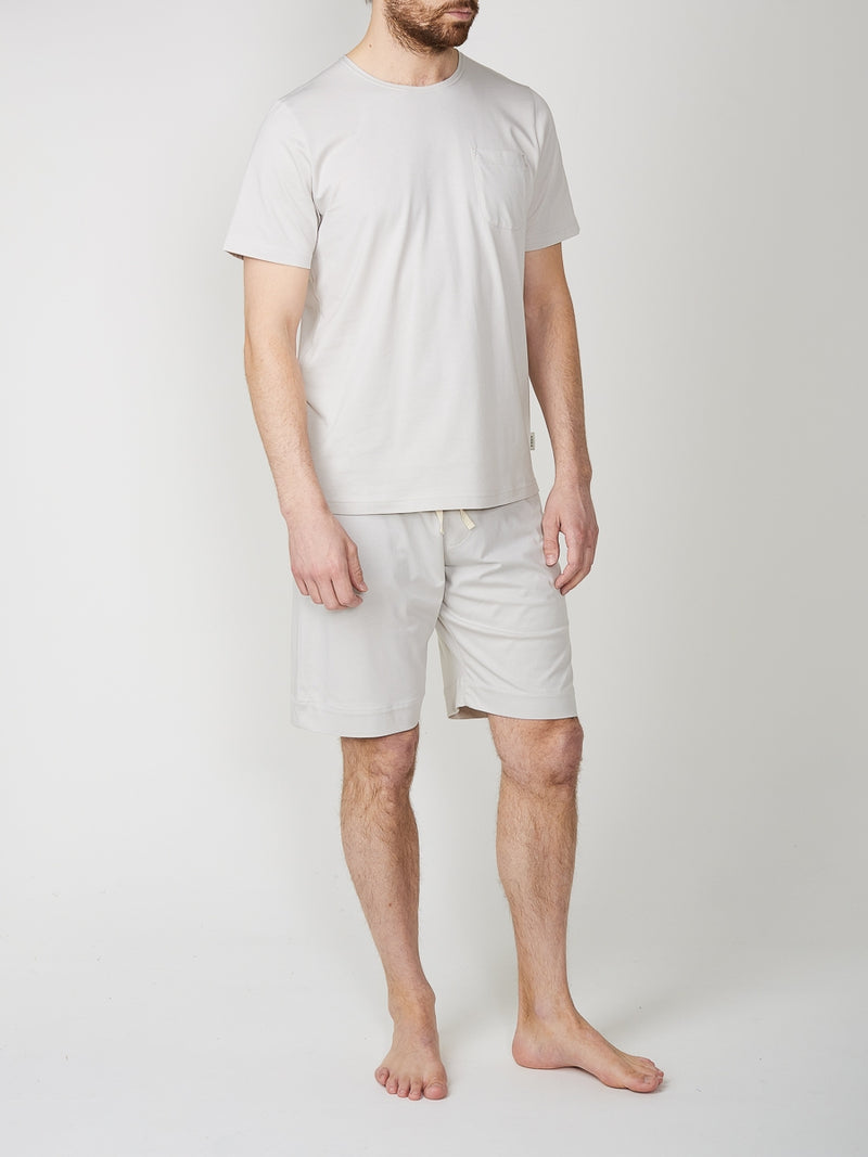Comfort Tee York Light Grey