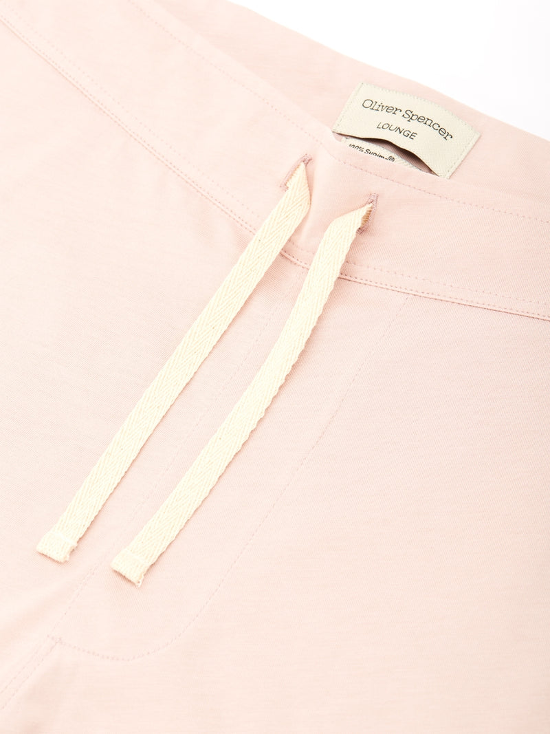 Comfort Shorts York Pale Pink