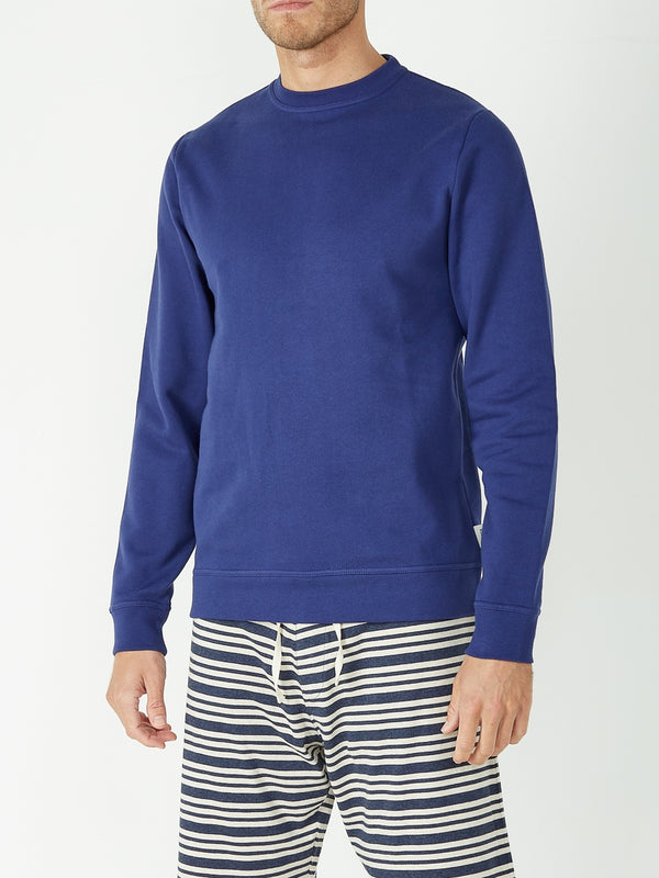 House Sweatshirt Harris Indigo Blue
