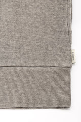 Half Zip Sweatshirt Milner Grey