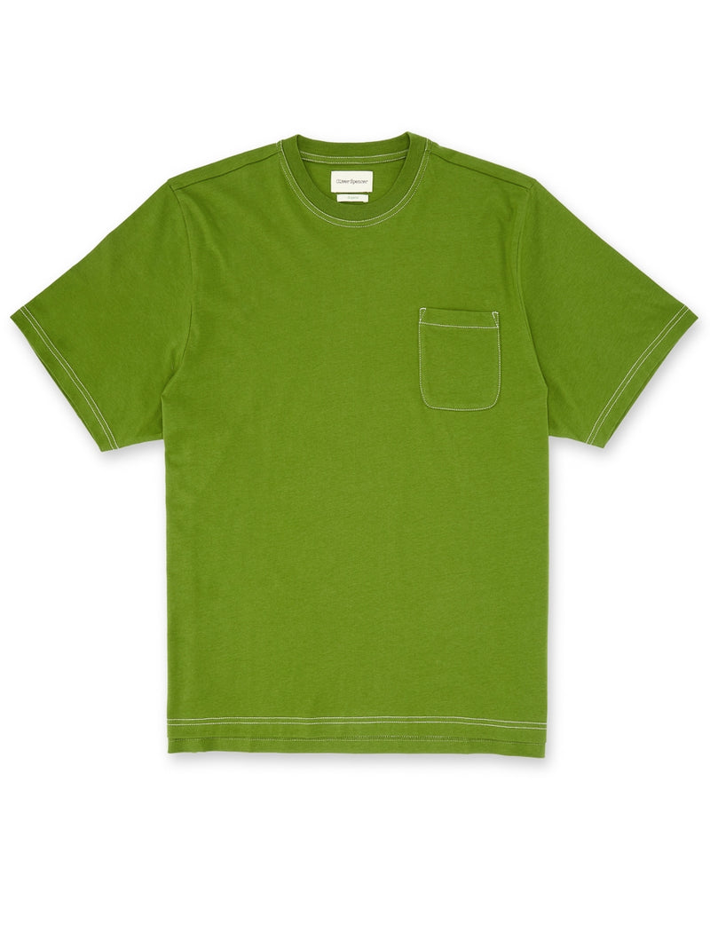 Oli's Tee Warren Mint Green