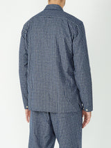 Pyjama Shirt Cannington Blue