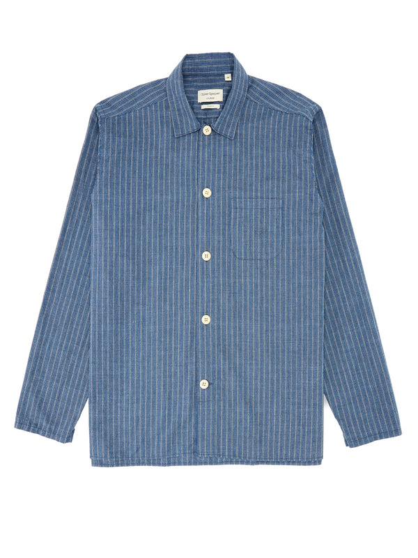 Pyjama Shirt Townsend Blue