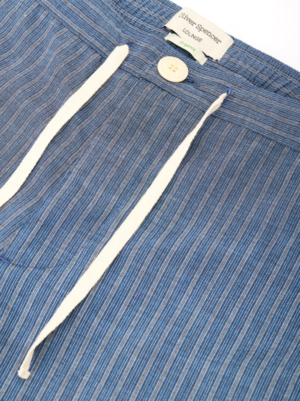 Pyjama Trousers Townsend Blue