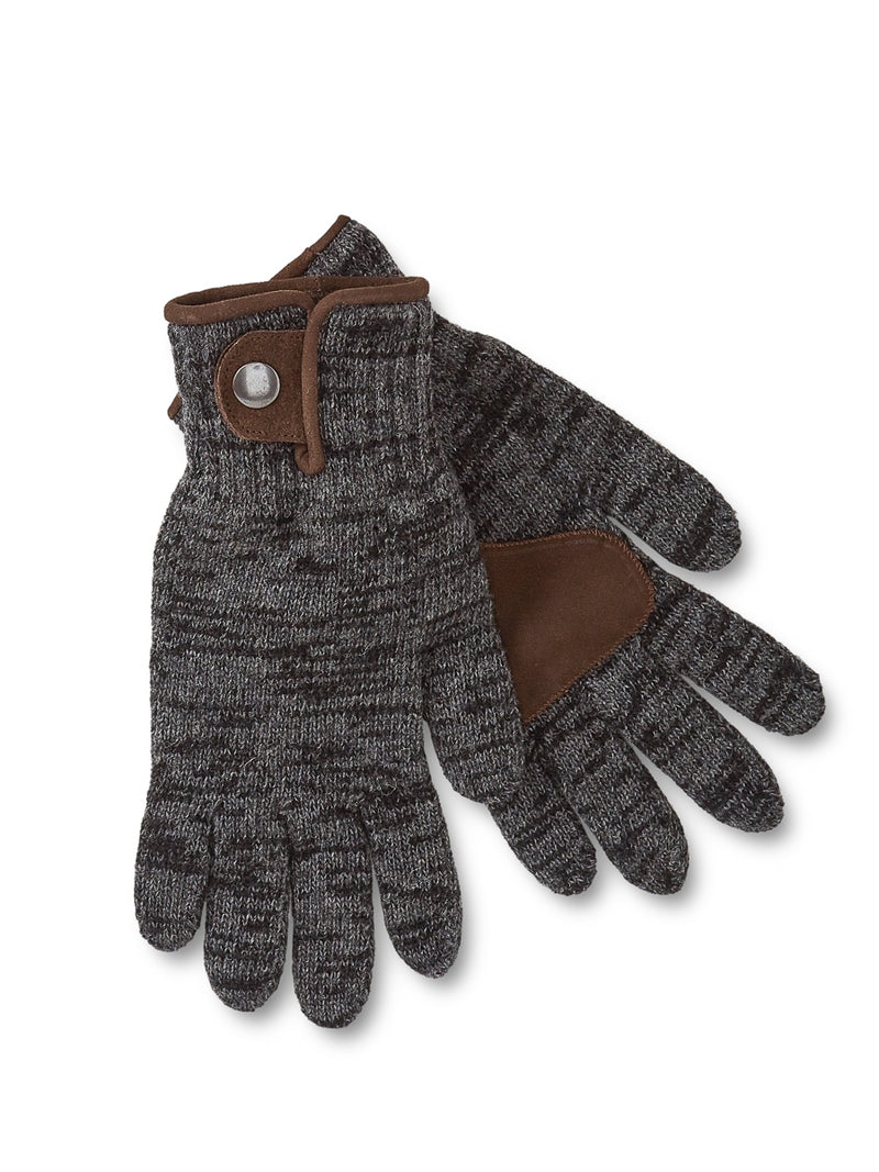 Cross Country Glove Denford Charcoal