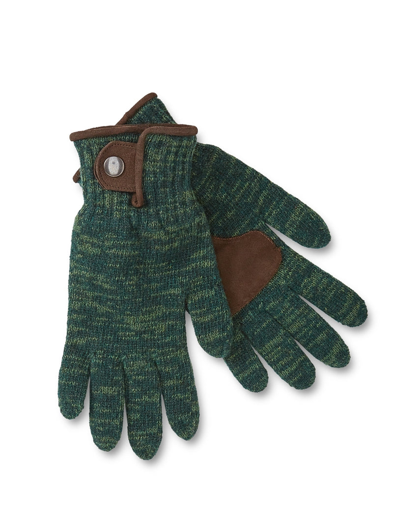 Cross Country Glove Denford Forest Green