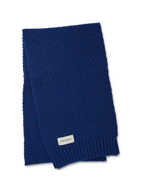 Arbury Scarf Bernina Blue