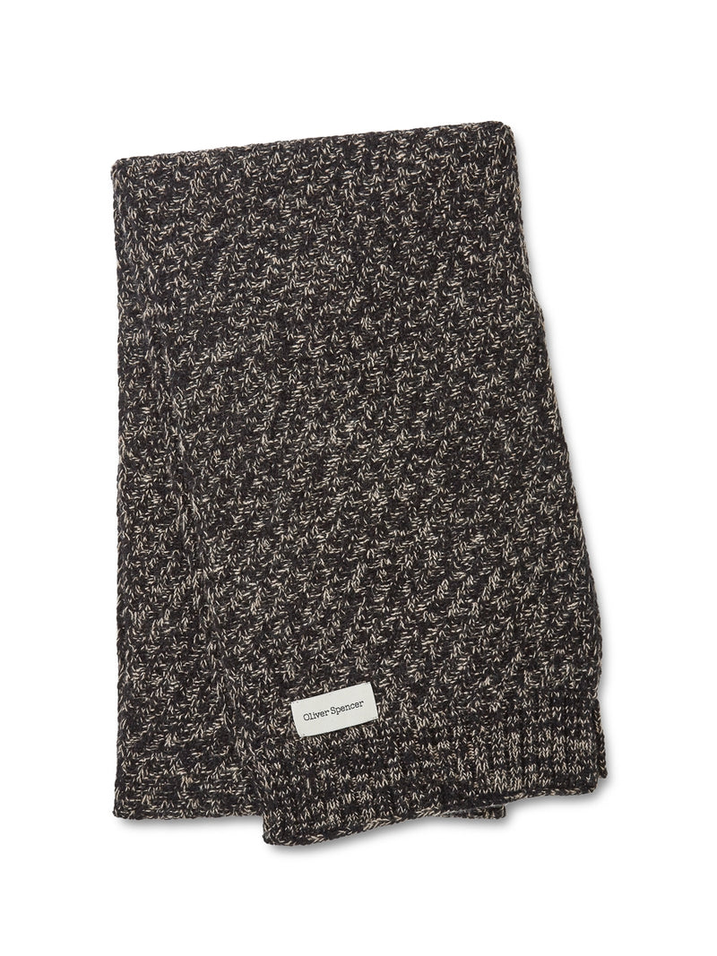 Arbury Scarf Hereford Black