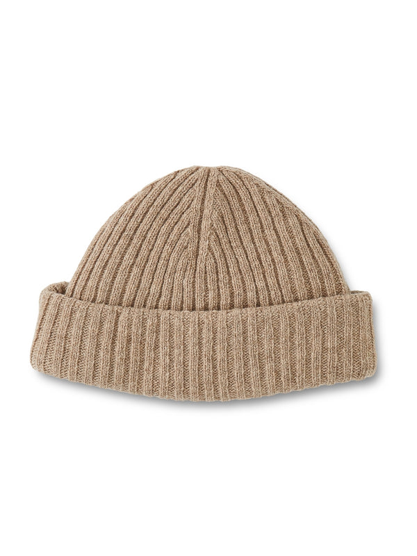 Dock Hat Rib Beige