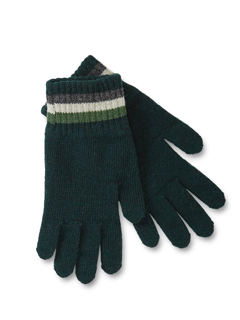 Darnley Glove Taylor Forest Green