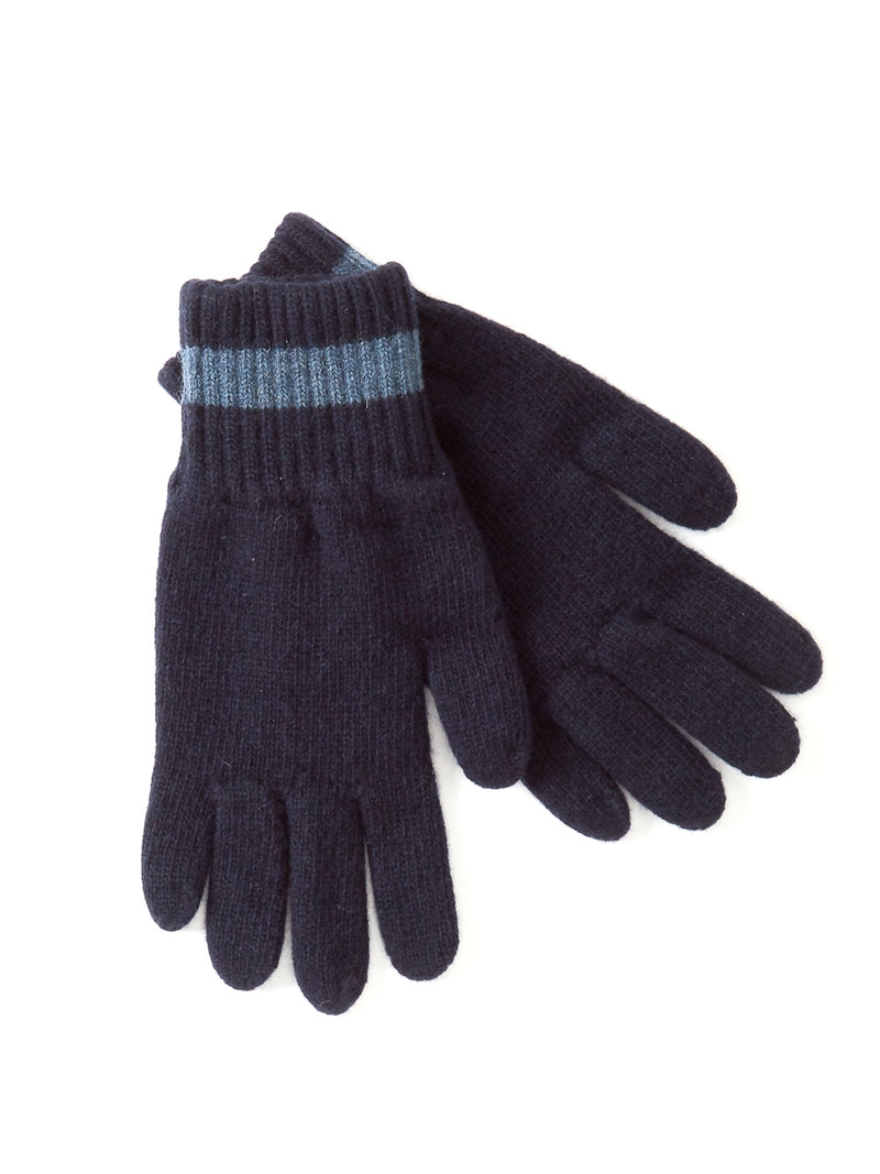 Darnley Gloves Mara Navy