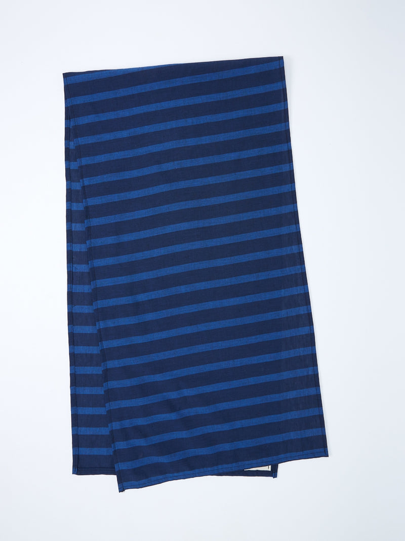 Travers Scarf Buckden Blue