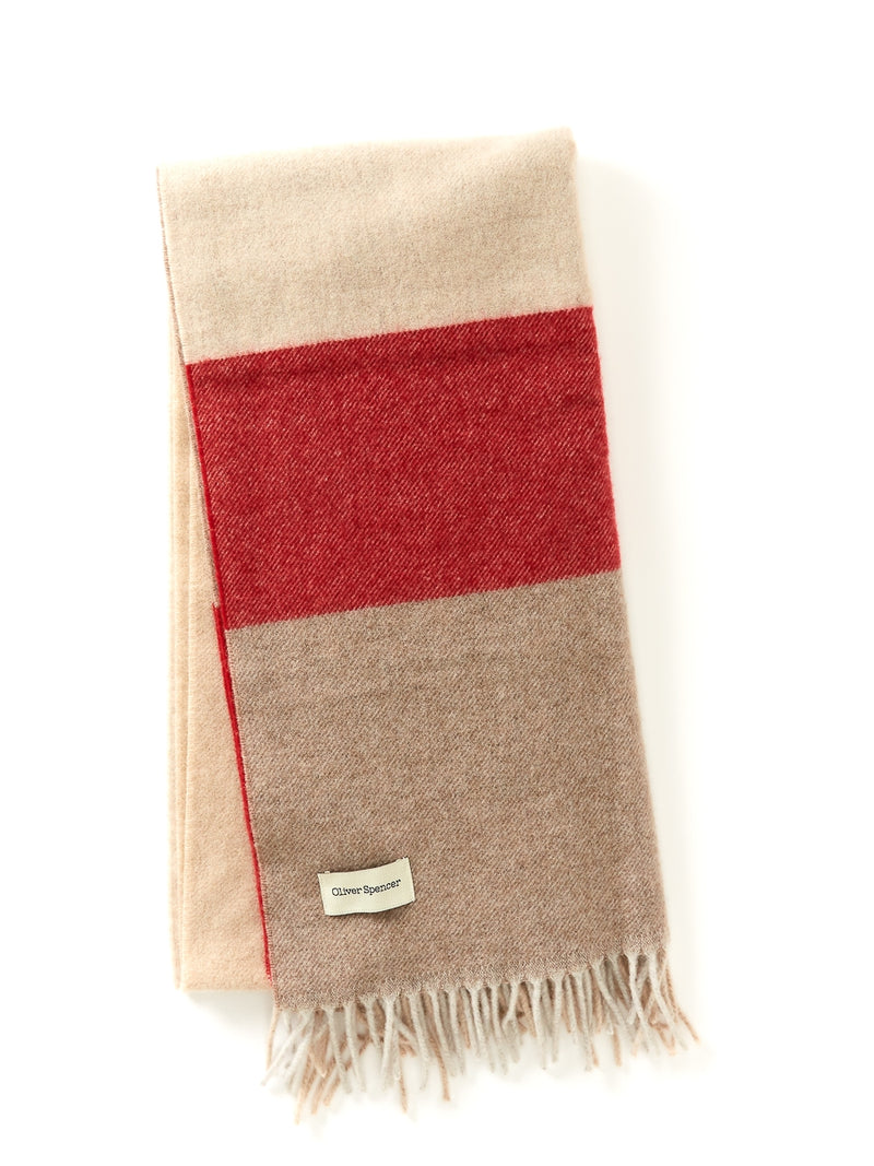 Folly Scarf Dantes Red