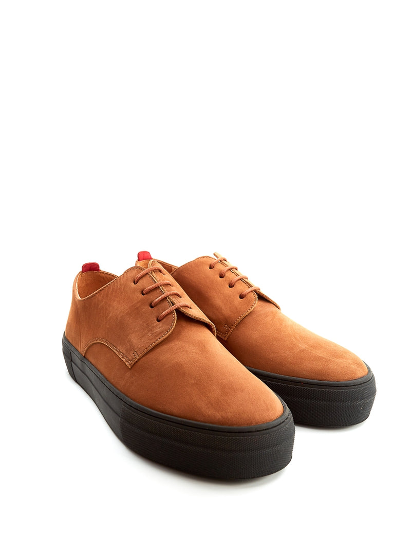 Coventry Shoe Nubuck Caramel