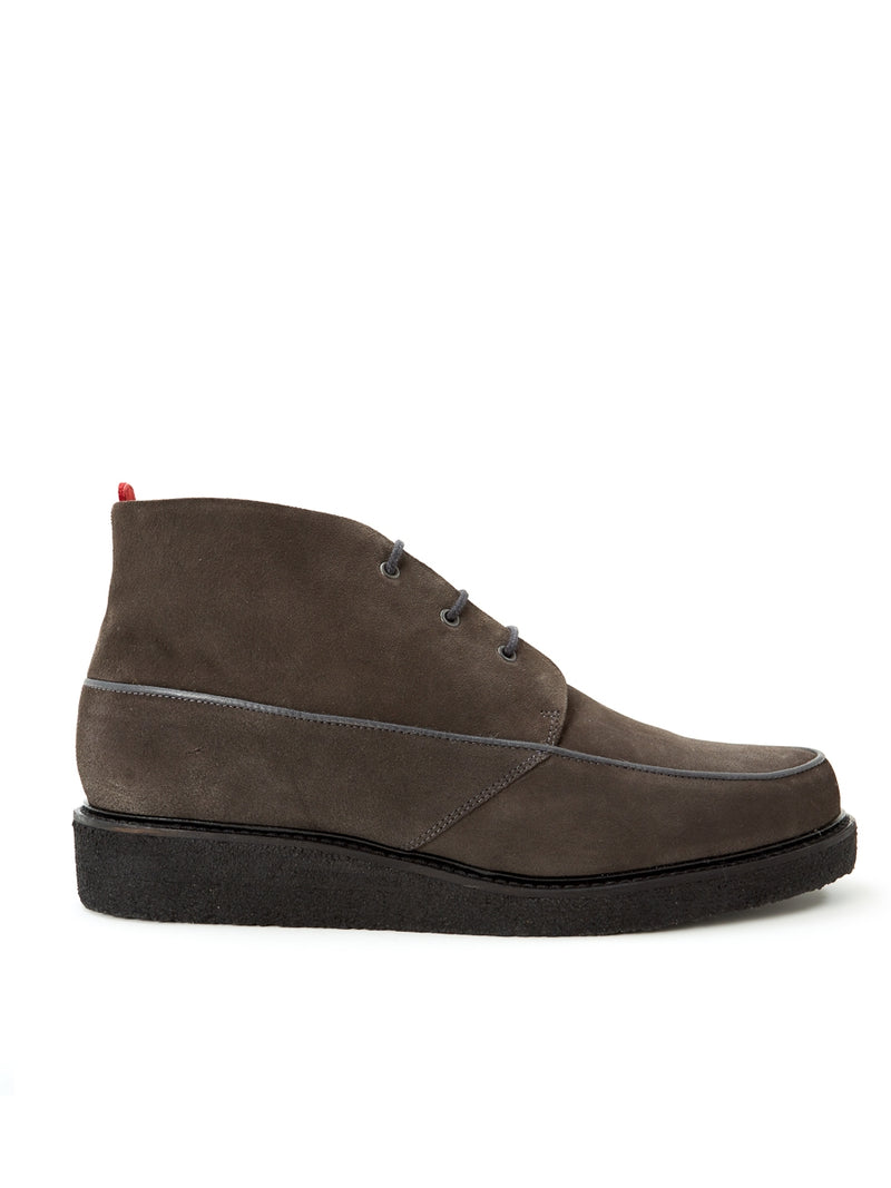 Hoxton Boot Suede Anthracite