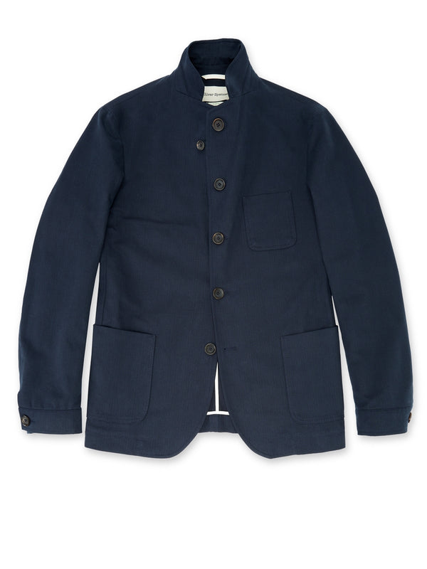 Solms Jacket Eden Navy