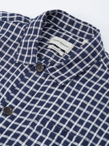 Eltham Overshirt Petersham Navy