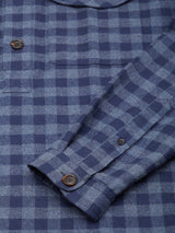 Dock Popover Shirt Merton Navy