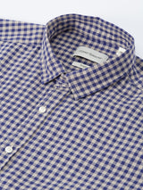 Clerkenwell Tab Shirt Philis Blue