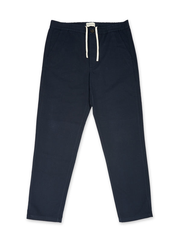 Drawstring Trousers Eden Navy
