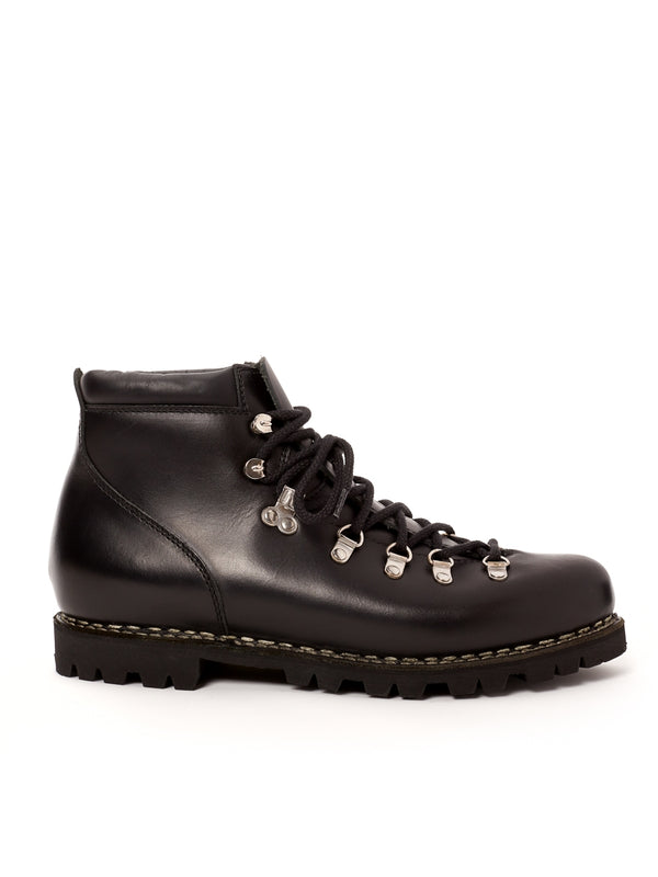 Paraboot Avoriaz Smooth Leather Black