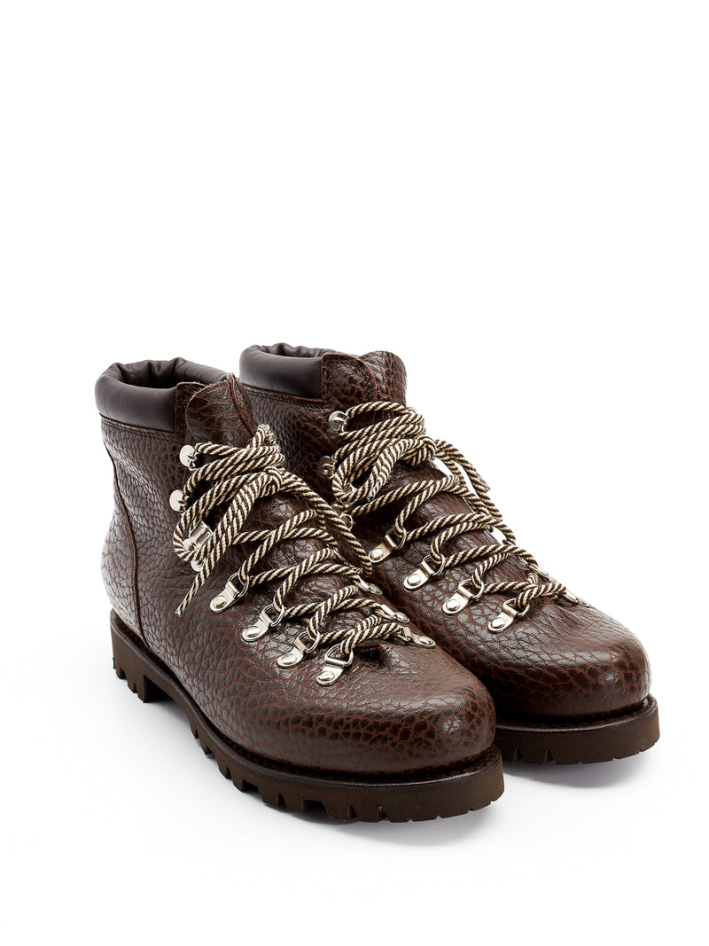 Paraboot Avoriaz Buffalo Grain Leather